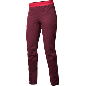 Salewa Agner Light DST Engineer Pantaloni lunghi Donna rosso